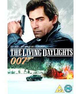 007 Bond - The Living Daylights DVD