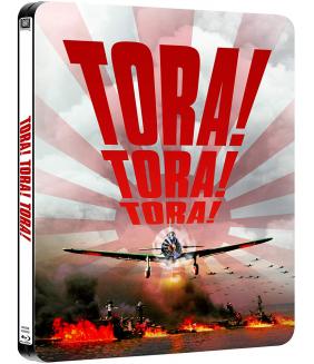Tora! Tora! Tora! Steelbook Blu-Ray