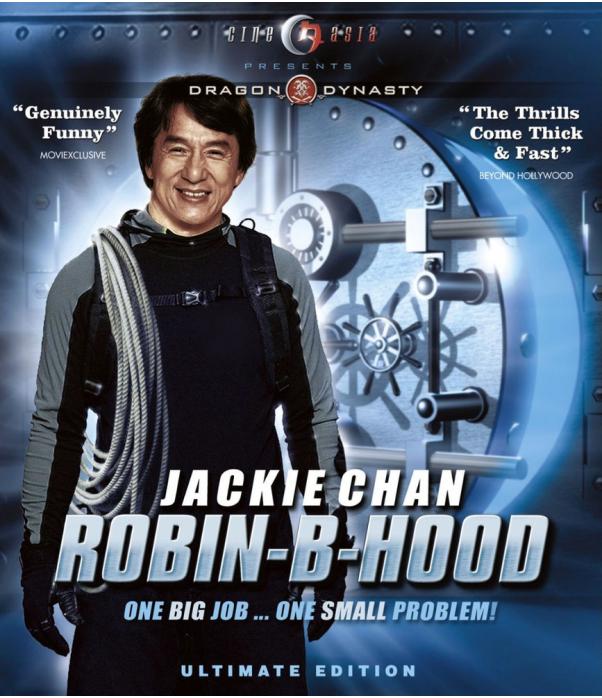 Robin B Hood - Ultimate Edition Blu-Ray