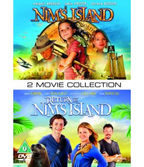 Nims Island / Return To Nims Island DVD