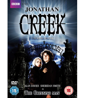 Jonathan Creek - The Grinning Man DVD