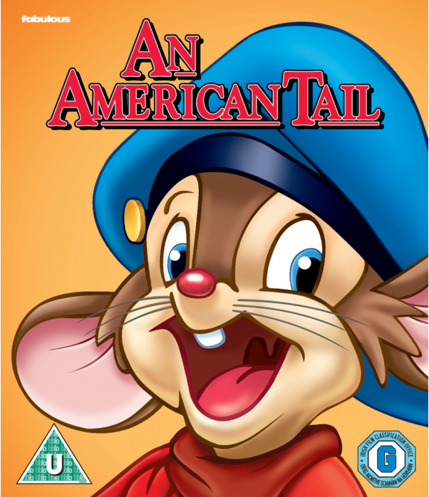 An American Tail Blu-Ray