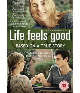 Life Feels Good DVD