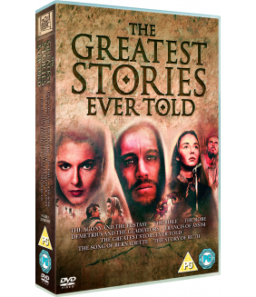 The Greatest Stories Ever Told (8 Films) DVD