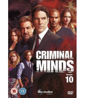 Criminal Minds Season 10 DVD