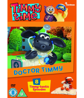 Timmy Time - Doctor Timmy DVD