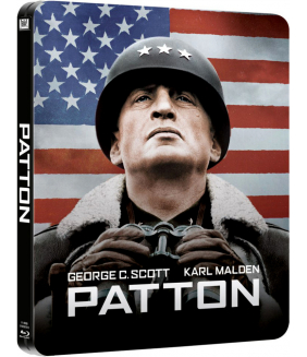 Patton Steelbook Blu-Ray