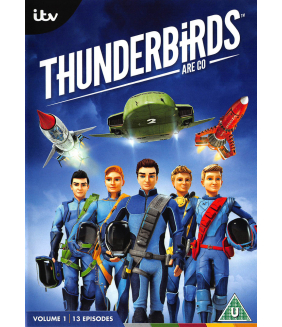 Thunderbirds Are Go Series 1 - Volume 1 DVD