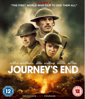 Journeys End Blu-Ray