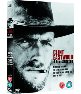 A Fistful Of Dollars / For A Few Dollars More / The Good, The Bad And The Ugly / Hang'Em High DVD