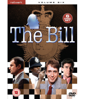 The Bill - Volume 6 DVD