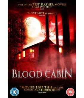 Blood Cabin DVD