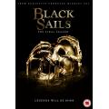 Black Sails Season 4 DVD