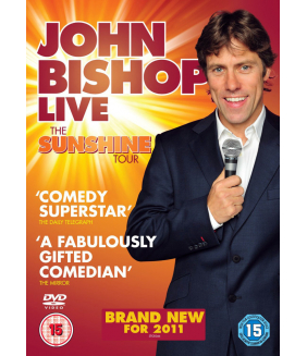 John Bishop - Live - The Sunshine Tour DVD