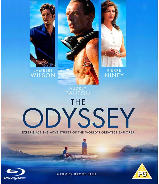 The Odyssey Blu-Ray