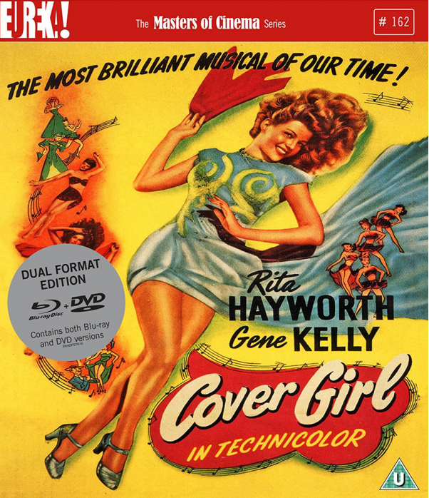 Cover Girl Blu-Ray + DVD