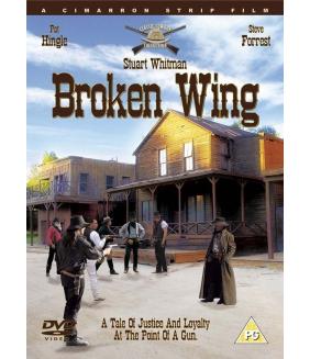 Cimarron Strip - Broken Wing DVD