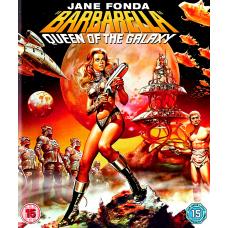 Barbarella - Queen Of The Galaxy Blu-Ray