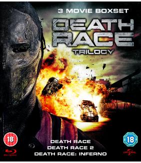 Death Race / Death Race 2 / Death Race 3 - Inferno Blu-Ray