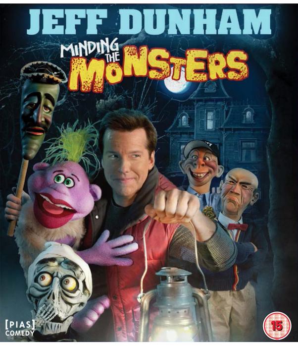 Jeff Dunham - Minding The Monsters Blu-Ray
