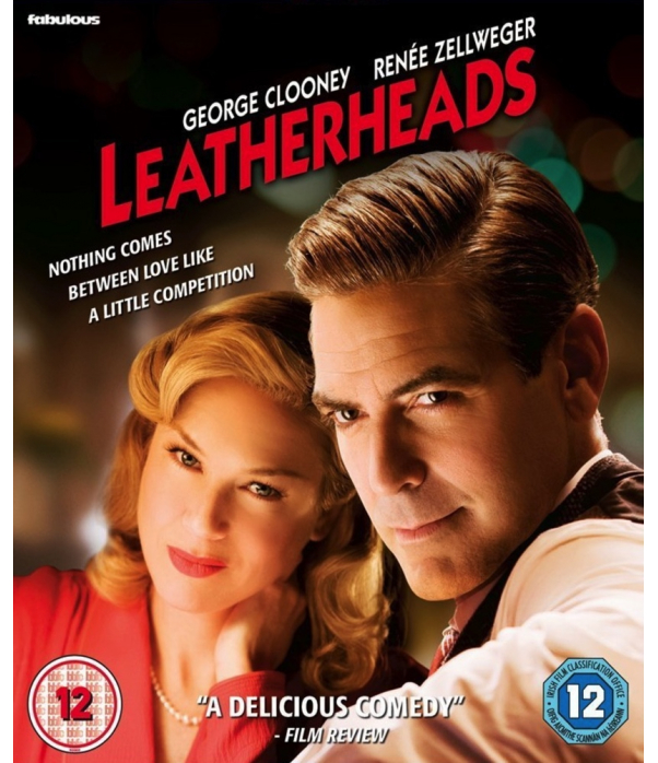 Leatherheads Blu-Ray