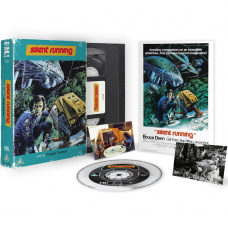 Silent Running - Limited Edition VHS Collection Blu-Ray