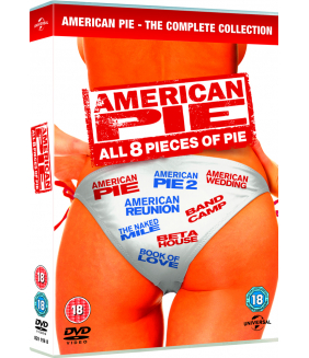 American Pie - The Complete Collection (8 Films) DVD