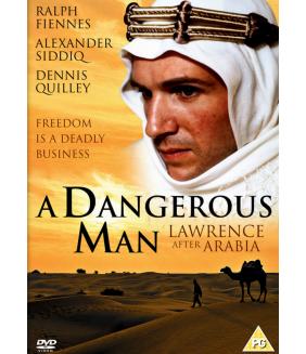 A Dangerous Man Lawrence After Arabia DVD