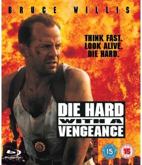Die Hard 3 - Die Hard With A Vengeance Blu-Ray