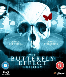 The Butterfly Effect Trilogy Blu-Ray