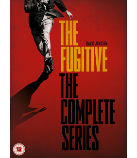 The Fugitive - The Complete Series DVD