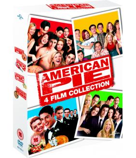 American Pie / American Pie 2 / American Pie - The Wedding / American Pie - Reunion DVD