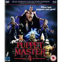 Puppet Master 4 - The Demon Blu-Ray + DVD