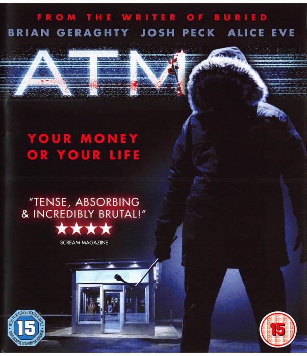ATM Blu-Ray