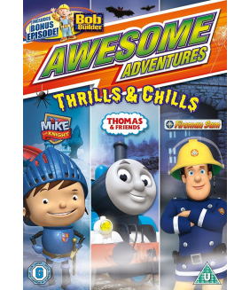Awesome Adventures - Thrills & Chills DVD