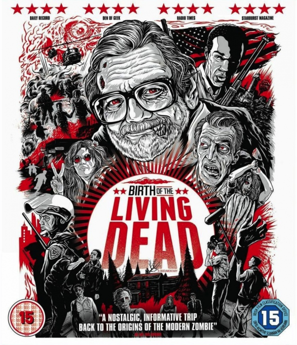 Birth Of The Living Dead Blu-Ray