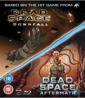 Dead Space - Downfall / Dead Space - Aftermath Blu-Ray