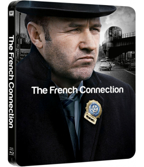 The French Connection Steelbook Blu-Ray