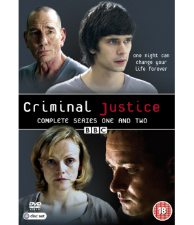 Criminal Justice Series 1 to 2 Complete Collection DVD