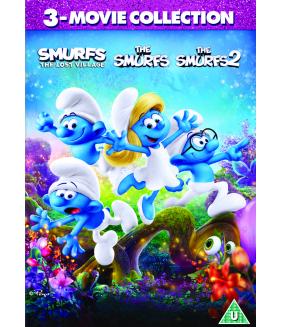The Smurfs / The Smurfs 2 / The Smurfs 3 - The Lost Village DVD