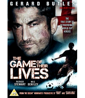 The Game Of Their Lives DVD