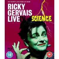 Ricky Gervais - Live IV - Science Blu-Ray