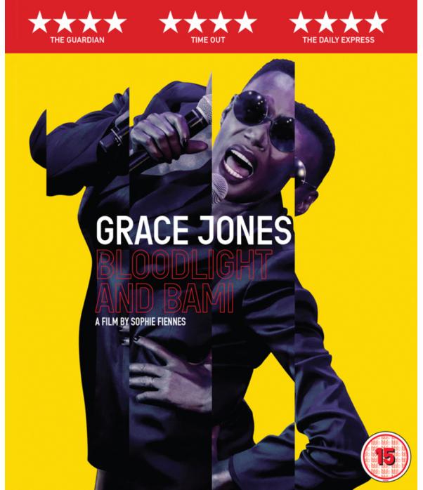 Grace Jones - Bloodlight And Bami Blu-Ray