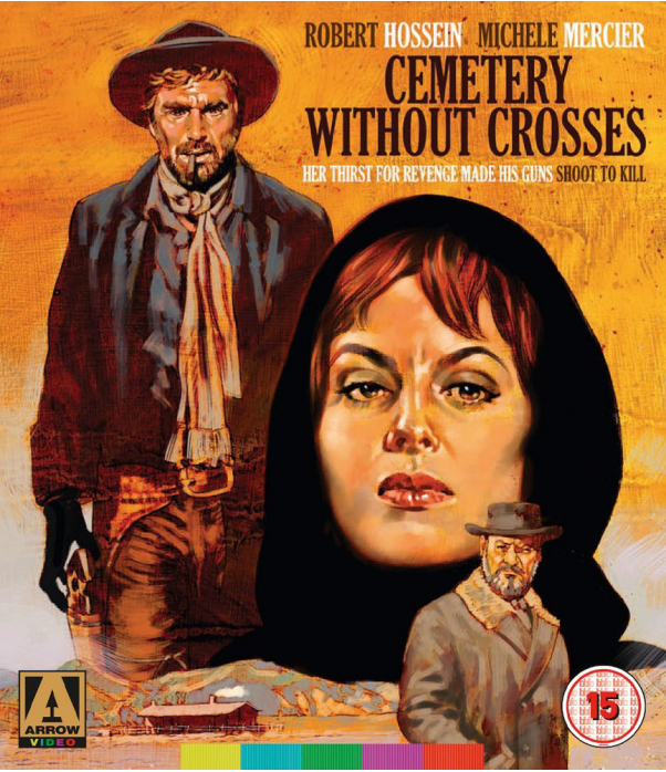 Cemetery Without Crosses Blu-Ray + DVD