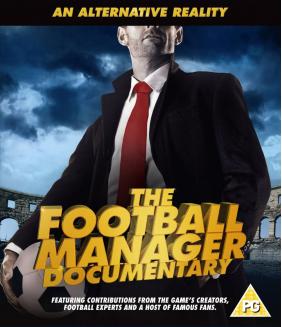 An Alternative Reality - The Football Manager Documentary Blu-Ray
