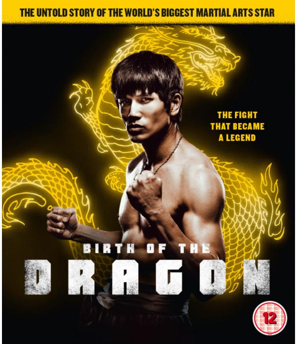 Birth of the Dragon Blu-Ray