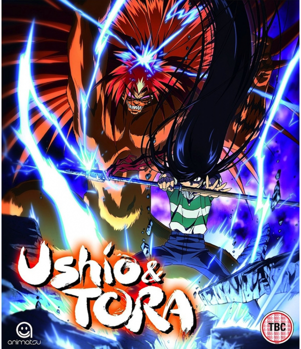 Ushio And Tora Complete Series Collection - Collectors Edition Blu-Ray