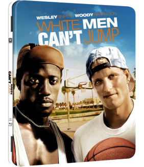 White Men Can't Jump Steelbook Blu-Ray