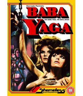 Baba Yaga DVD
