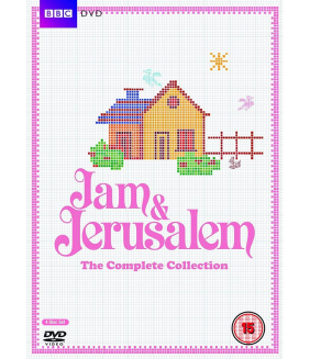 Jam & Jerusalem Series 1 to 3 Complete Collection DVD